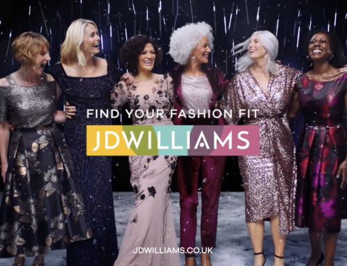 JD Williams Christmas 2018 – I AM
